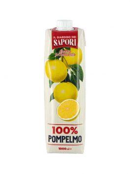 Suc de grapefruit 100% Giardino dei Sapori 1L