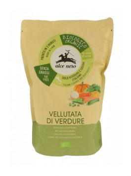 Supă fină de legume bio Alce Nero 500g