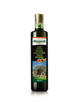 Ulei de măsline Siciliano extravirgin Almaverde Bio 500ml