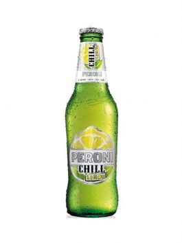 Bere Peroni Chill Lemon 33cl
