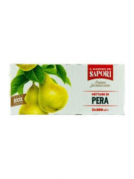 Nectar de pere Giardino dei Sapori 3 x 200ml