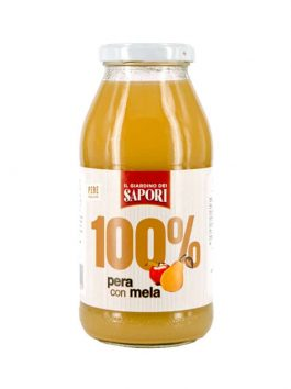 Suc de pere 100% fruct Giardino dei Sapori 500ml