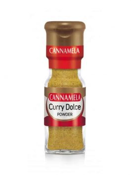 Curry dulce măcinat Cannamela Oro 28g