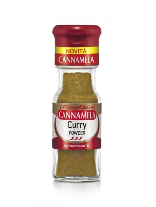 Curry extra picant macinat Cannamela Oro 28g