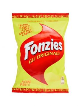 Chipsuri Fonzies 100g