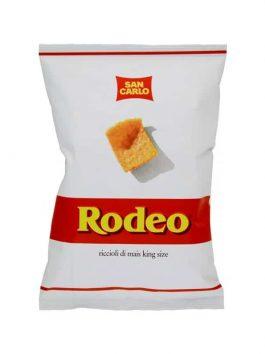 Chipsuri din porumb San Carlo Rodeo 120g