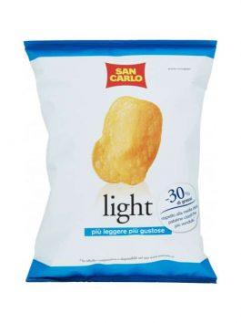 Chipsuri light San Carlo 75g