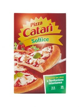 Pizza moale Catari 440g