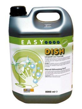 Detergent lichid concentrat profesional pentru spălat manual vase Dish Shine 5L