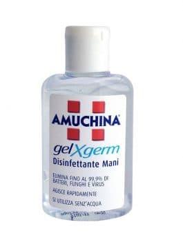 Gel dezinfectant mâini Amuchina Xgerm 80ml