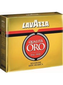 Cafea măcinată Lavazza Qualita Oro 250g x 2