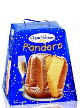 Pandoro clasic Fornobuono 750g