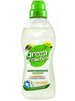 Balsam de rufe concentrat bio iasomie Green Emotion 750ml