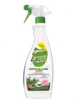 Spray bio anticalcar Green Emotion 750ml