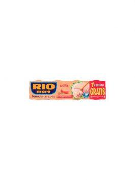 Ton picant Rio Mare pachet 80g x4