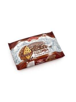 Colomba Pineta cu bucăți de ciocolată 500g
