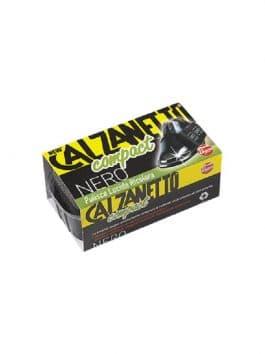 Burete pentru pantofi negru Calzanetto Compact