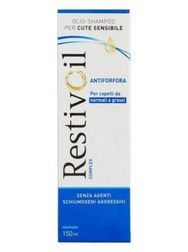 Șampon ulei complex anti mătreață Restivoil 150ml