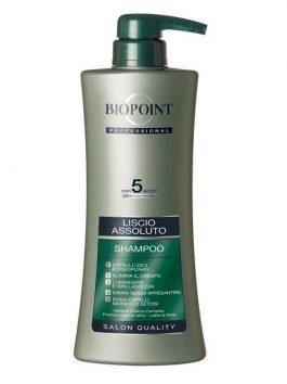 Șampon pentru îndreptarea părului Biopoint Professional 400ml