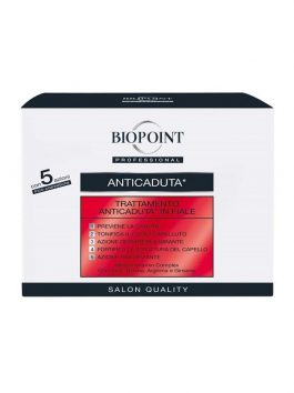 Tratament anticădere păr Biopoint Professional 10 fiole x 7ml