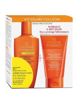 Kit solar Collistar pentru bronzare