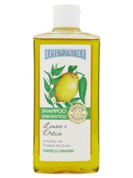Șampon de plante I Provenzali lămâie & urzică 250ml