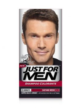 Șampon colorant Just For Men șaten mediu H35