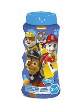 Gel de duș & șampon Paw Patrol pentru copii 475ml