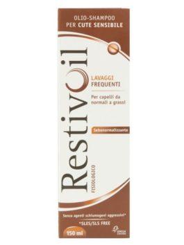 Șampon ulei reglare sebum Restivoil 150ml