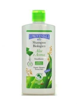 Șampon BIO I Provenzali aloe&ovăz 250ml