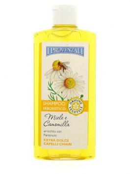 Șampon BIO I Provenzali miere&mușețel 250ml