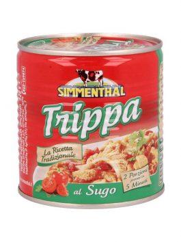 Conservă de carne de vită Simmenthal Trippa cu sos 420g