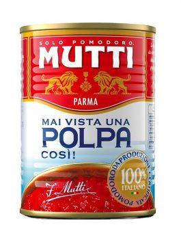 Pulpă de roșii Mutti 400g