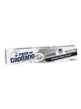 Pastă de dinți cu carbon activ Pasta del Capitano 100ml