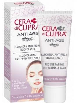 Mască regenerantă antiriduri Anti-age Cera di Cupra 75ml