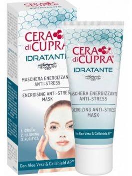 Mască energizantă antistress hidratantă Cera di Cupra 75ml