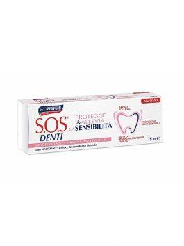 Pastă de dinți pentru dinți sensibili S.O.S Denti 75ml