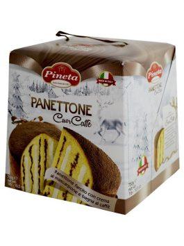 Panettone cu cafea Pineta 750g