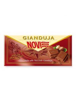 Ciocolată Novi Gianduia cu alune de pădure 100g