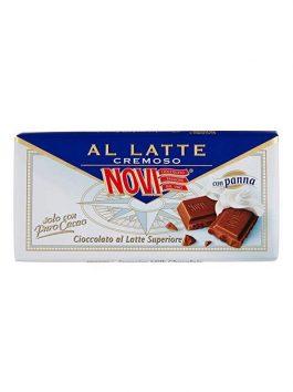 Ciocolată Novi Latte Cremoso 100g