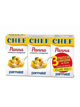 Smântână Chef 3 x 125ml