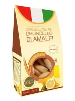 Gogoși Valpan cu cremă de lămâie Amalfi 200g