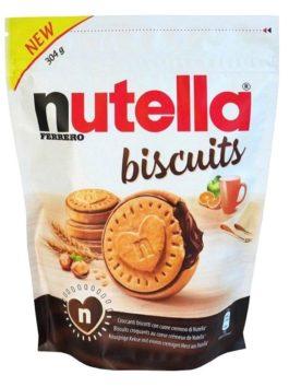 Biscuiți Nutella 304g