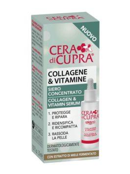 Ser nutritiv colagen&vitamine Cera di Cupra 30ml