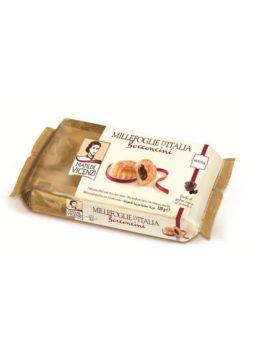 Prăjiturele Bocconcini Vicenzi cu cremă de ciocolată 100g