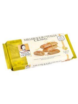 Prăjitură Vicenze Millefoglie clasică 125g