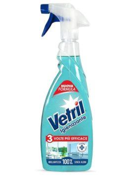 Spray antibacterian pentru suprafețe Vetril 650ml