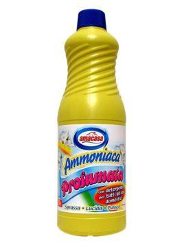 Soluție parfumată cu amoniac Amacasa 1L