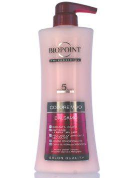 Balsam de păr pentru păr viu colorat 5 acțiuni Biopoint Professional 400ml