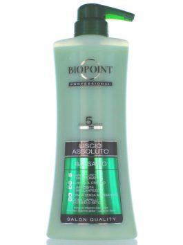 Balsam de păr îndreptarea părului Biopoint Professional 400ml